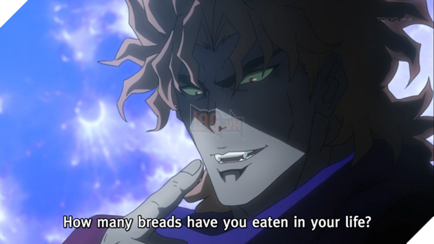 low many breads have vou eaten in vour life. Dio Brando anime sky snapshot computer wallpaper fictional character black hair