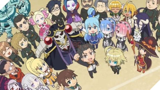 Top 30 Anime Isekai hay nhất mà người hâm mộ không nên bỏ lỡ P1  2