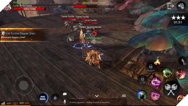 AxE Alliance vs Empire: Top 6 mẹo nhỏ tân thủ quan trọng nên biết khi bắt đầu chơi game 3