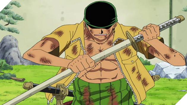 One Piece: Tổng hợp một số thanh kiếm đã từng được sử dụng bởi Zoro 2