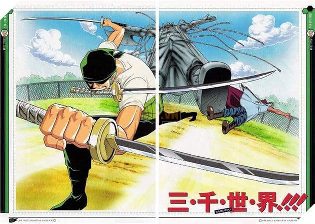 One Piece: Tổng hợp một số thanh kiếm đã từng được sử dụng bởi Zoro 3