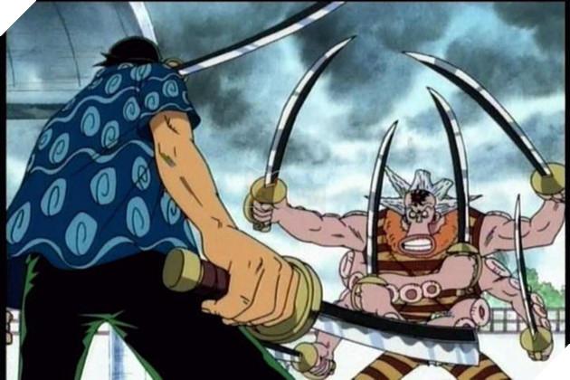 One Piece: Tổng hợp một số thanh kiếm đã từng được sử dụng bởi Zoro 4