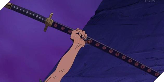 One Piece: Tổng hợp một số thanh kiếm đã từng được sử dụng bởi Zoro 8