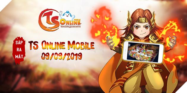 [Hot] TS Online Mobile ấn định ngày phát hành tại Việt Nam