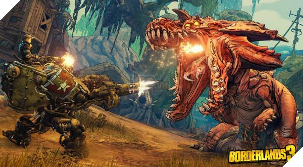 Tiết lộ cấu hình khó thở tựa game hành động Borderlands 3 2