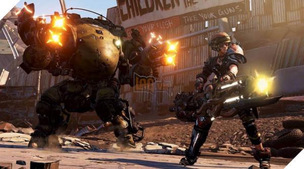 Tiết lộ cấu hình khó thở tựa game hành động Borderlands 3 3