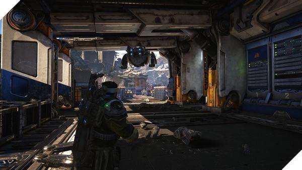 Muốn chơi Gears 5 trên PC và Xbox người chơi cần mua thêm ổ cứng thì mới chứa đủ dung lượng 3