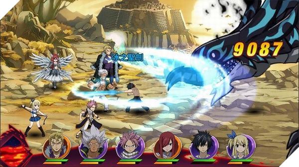 Lộ diện game Fairy Tale chuẩn nhập vai Nhật Bản, sẽ ra mắt trên toàn cầu