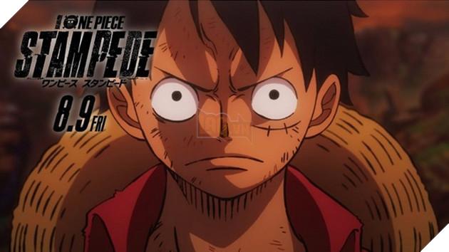 One Piece: Stampede đạt được thành tích cực khủng, được fan khen ngợi hết mình