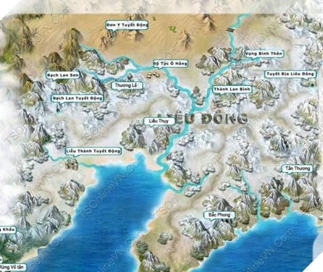 TS Online Mobile: Hướng dẫn Map train, Bãi train và vị trí tất cả các quái trong game