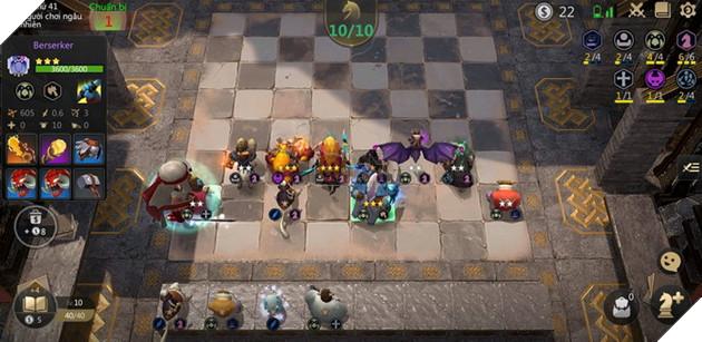 Auto Chess Mobile: Hướng dẫn đội hình Glacier Knight rank Queen cùng game thủ chuyên nghiệp 4