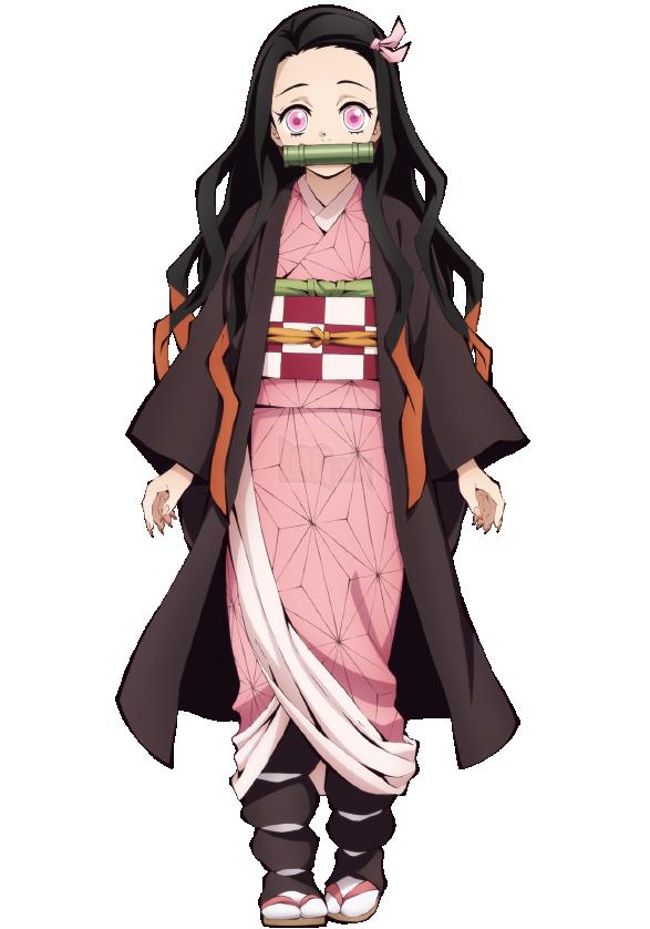 Nezuko phiên bản Anime