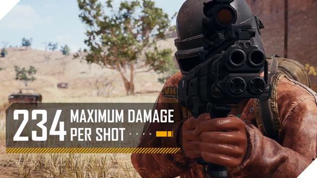 Tìm hiểu về khẩu DBS - Khẩu shotgun gây sát thương khủng trong cự ly 100m 3