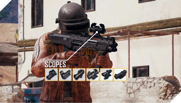 Tìm hiểu về khẩu DBS - Khẩu shotgun gây sát thương khủng trong cự ly 100m 5