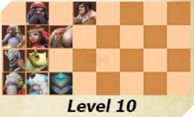 Auto Chess Mobile: Hướng dẫn đội hình Dragon Mage rank Queen áp đảo late game 3
