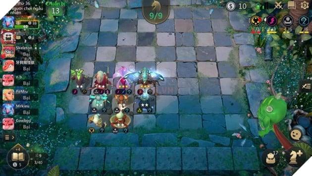 Auto Chess Mobile: Hướng dẫn đội hình Dragon Mage rank Queen áp đảo late game