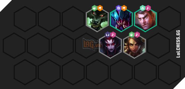 Đấu Trường Chân Lý: Hướng dẫn đội hình Rồng - Hóa Hình siêu mạnh ở giai đoạn giữa và cuối trận 3