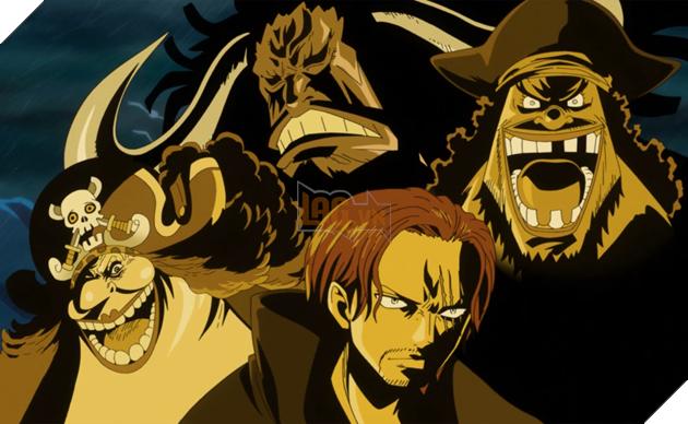 Spoiler One Piece 957 - Tiền thưởng của 4 Tứ Hoàng và Vua Hải Tặc Roger chính thức công bố 2