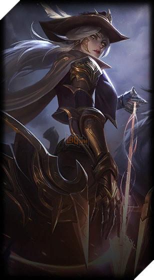 LMHT: Hé lộ loạt ảnh nên cực chất của nhóm trang phục Cao Bồi, Ashe gia nhập nhóm con cưng Riot - Ảnh 8.