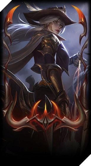 LMHT: Hé lộ loạt ảnh nên cực chất của nhóm trang phục Cao Bồi, Ashe gia nhập nhóm con cưng Riot - Ảnh 9.