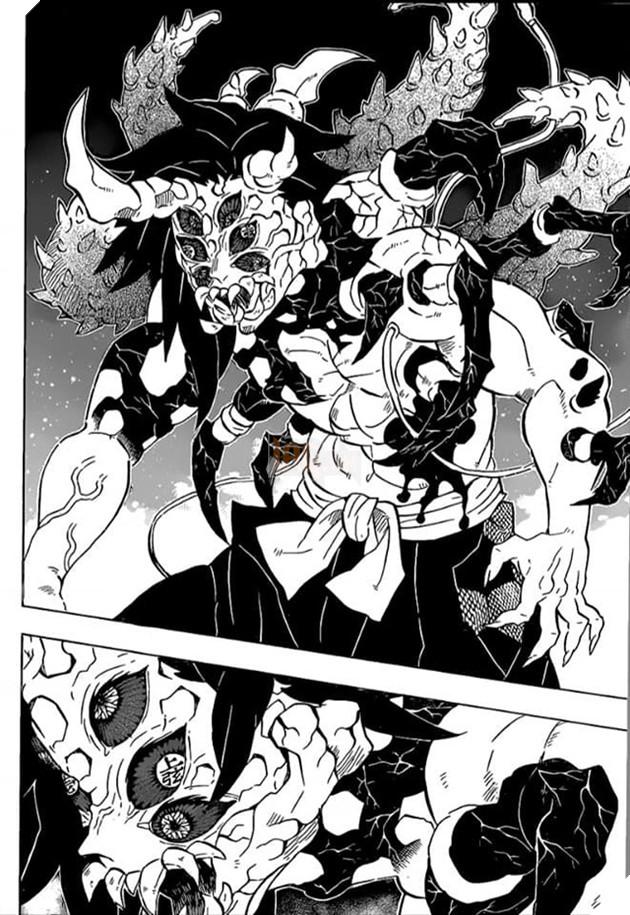 Kimetsu no Yaiba chương 176: Kokushibo bị hạ gục, Hà Trụ và Genya sẽ hy sinh - Ảnh 4.