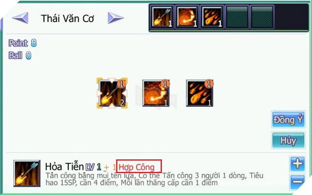 TS Online Mobile: Hướng dẫn Hợp Kích Combo đơn giản nhất cho Tướng pet và nhân vật 4