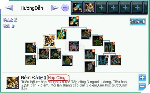 TS Online Mobile: Hướng dẫn Hợp Kích Combo đơn giản nhất cho Tướng pet và nhân vật 3