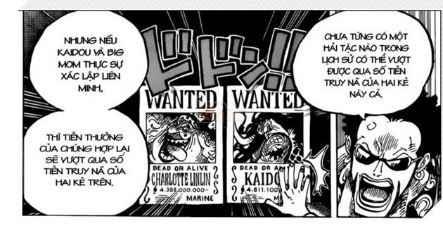 Dự đoán One Piece Chap 958: Hải Quân và Jinbe chuẩn bị tiến quân về Wano Quốc 2
