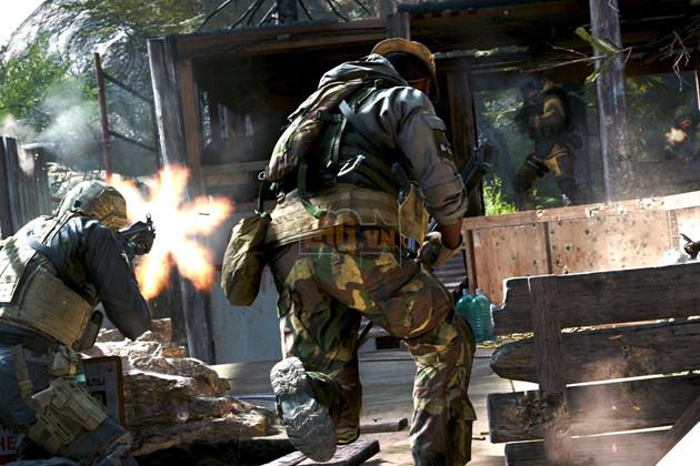 Call of Duty: Modern Warfare yêu cầu cấu hình dễ thở , nhưng điều mà người chơi cần là làm trống ổ cứng 3