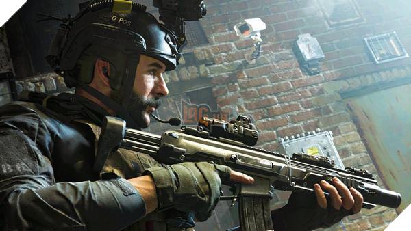 Call of Duty: Modern Warfare yêu cầu cấu hình dễ thở , nhưng điều mà người chơi cần là làm trống ổ cứng 2