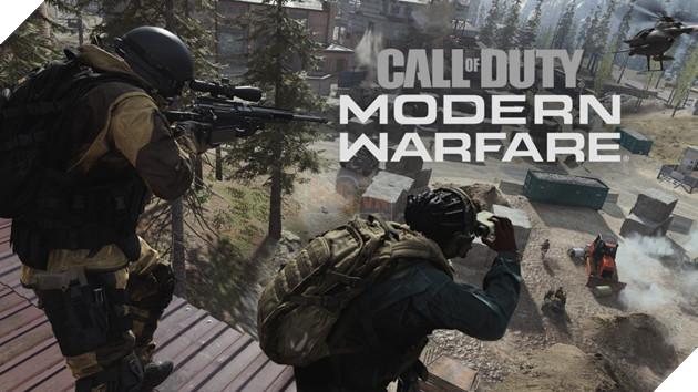 Call of Duty: Modern Warfare yêu cầu cấu hình dễ thở , nhưng điều mà người chơi cần là làm trống ổ cứng