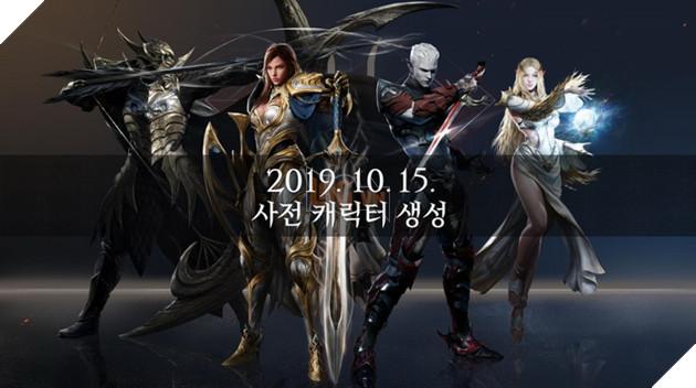 Lineage 2 Mobile chính thức cho phép tạo nhân vật và đăng kí trước chờ ngày chiến game