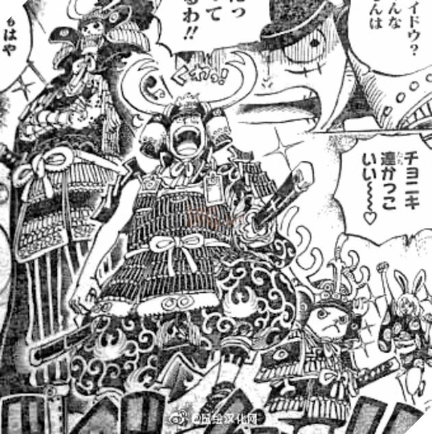 Spoiler chính thức One pIece 959 - Kozuki Oden có thể còn sống