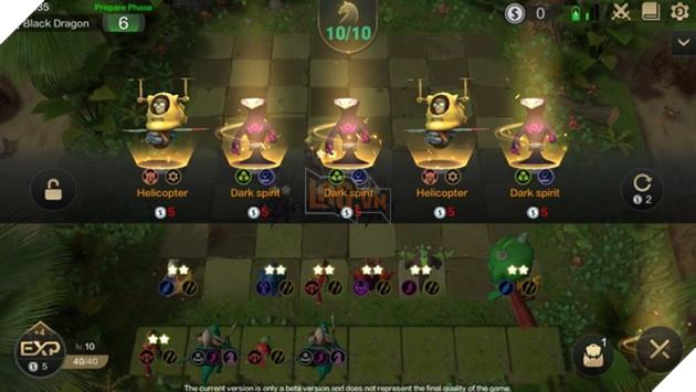 Auto Chess Mobile - Thông tin cập nhật ngày 18 tháng 10 bổ sung các tính năng mới 2