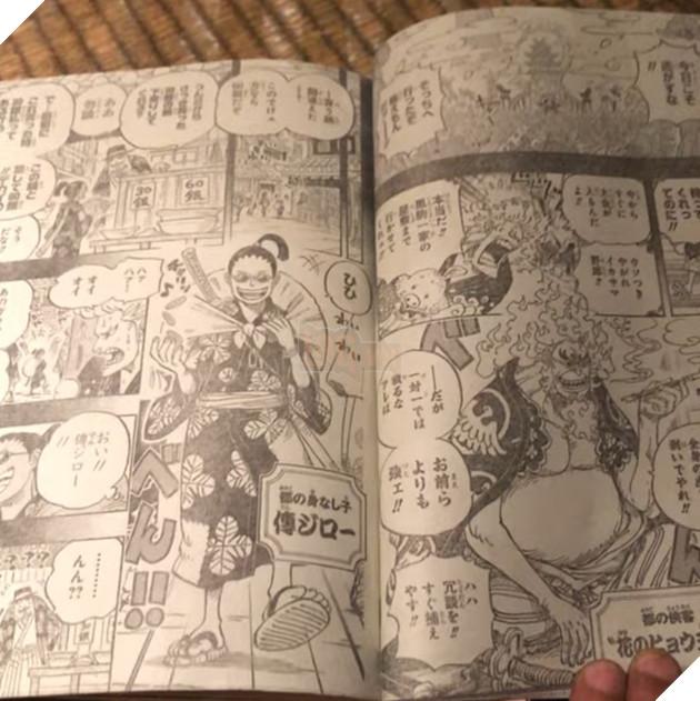 Spoiler chính thức One Piece 960 - Hồi ức của Oden chính thức bắt đầu 3