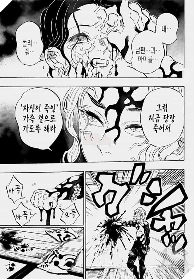 Kimetsu no Yaiba chương 180: Muzan hồi sinh trong hình dạng mới, phe thợ săn quỷ thiệt hại nặng nề - Ảnh 6.