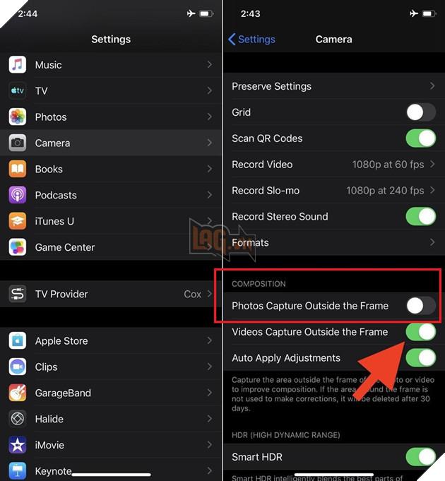 Hướng dẫn: Cách để chụp Chế độ Deep Fusion trên dòng iPhone 11 4
