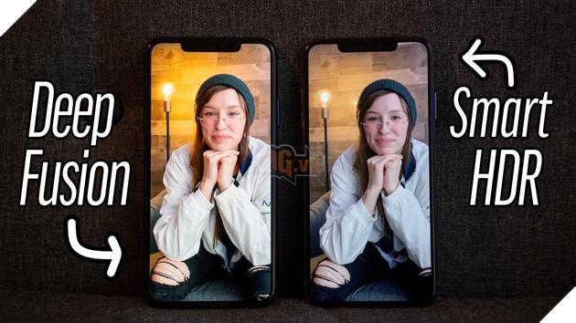 Hướng dẫn: Cách để chụp Chế độ Deep Fusion trên dòng iPhone 11 2