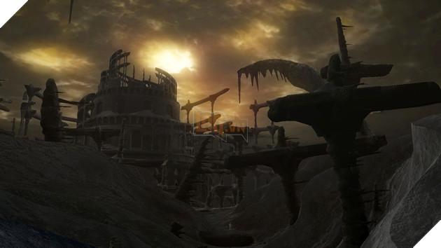 Cốt truyện Dark Souls - Loài rồng, loài người và bốn loại nguyên tố - Phần 1 4