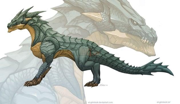 Top 12 loài rồng nổi tiếng nhất trong thế giới ngành game mà không phải ai cũng biết 4