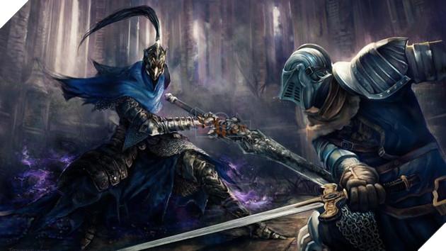 Cốt truyện Dark Souls - Loài rồng, loài người và bốn loại nguyên tố - Phần 1 8