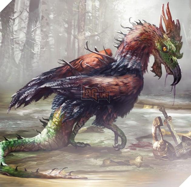 Top 12 loài rồng nổi tiếng nhất trong thế giới ngành game mà không phải ai cũng biết 10