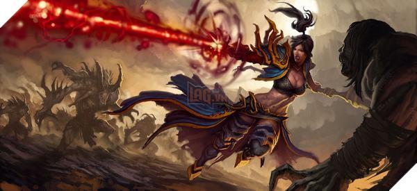 Diablo 4 tiếp tục rò rỉ thông tin, nhiều chi tiết làm hài lòng người hâm mộ 4