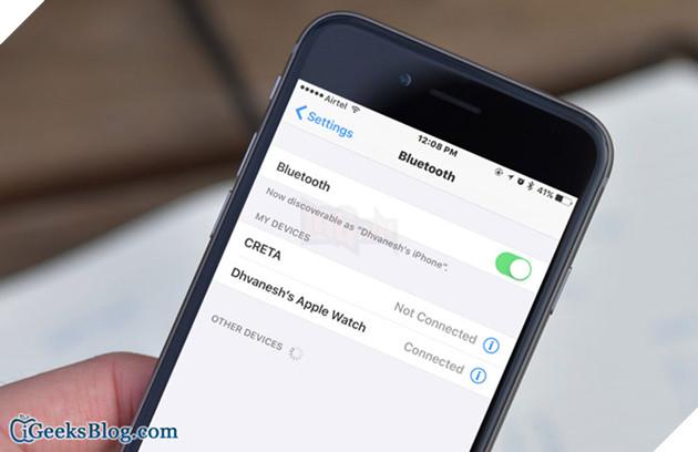Những lỗi thường gặp và sửa lỗi trên dòng iPhone 11 3