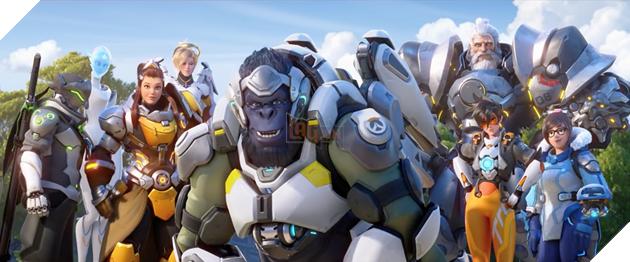 Overwatch 2: Hé lộ những hình ảnh mới cho các vị tướng quen thuộc 2