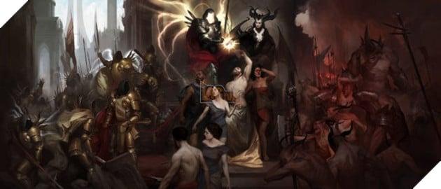 Tất tần tật về 'Bà trùm' Lilith – trùm cuối siêu khủng sẽ xuất hiện trong bom tấn Diablo 4 - Ảnh 5.