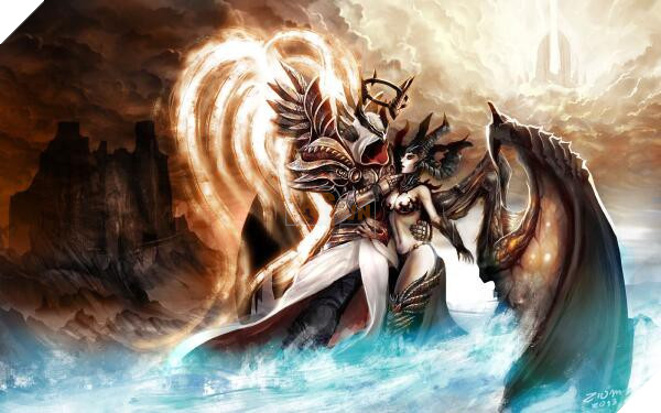 Tất tần tật về 'Bà trùm' Lilith – trùm cuối siêu khủng sẽ xuất hiện trong bom tấn Diablo 4 - Ảnh 2.