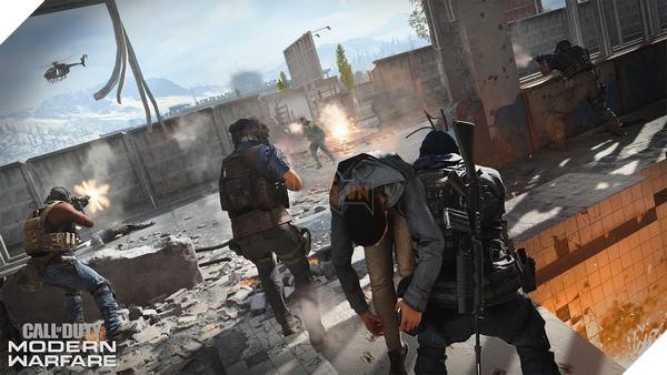 Call of Duty: Modern Warfare rò rỉ khả năng bổ sung chế độ Battle Royale 3