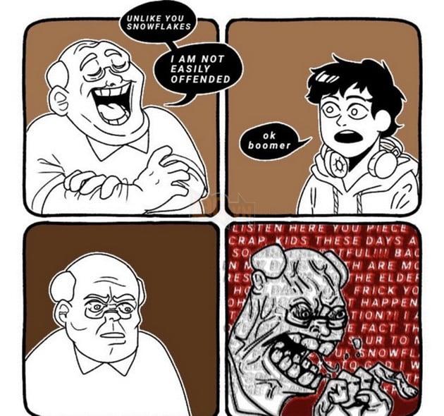Meme Ok Boomer là gì và định nghĩa của Boomer ra sao mà ai cũng đang sử dụng 5