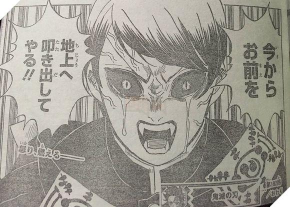 Kimetsu No Yaiba tập 182 - Spoiler - Dự đoán và ngày chính thức xuất bản - Bàn tay bí ẩn nắm cổ Luyến Trụ là ai ? 2
